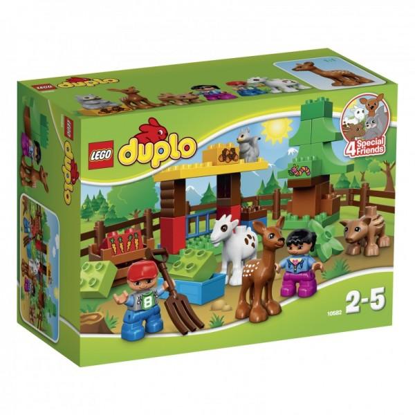 10582 Lego Duplo Bos Dieren