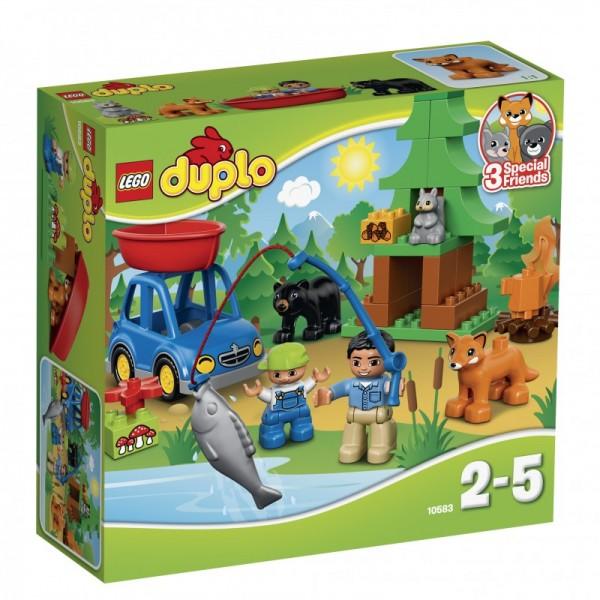LEGO Duplo Bos Vistochtje 10583