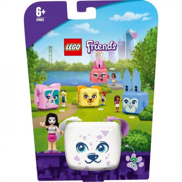 41663 Lego Friends Emma's Dalmatian Cube