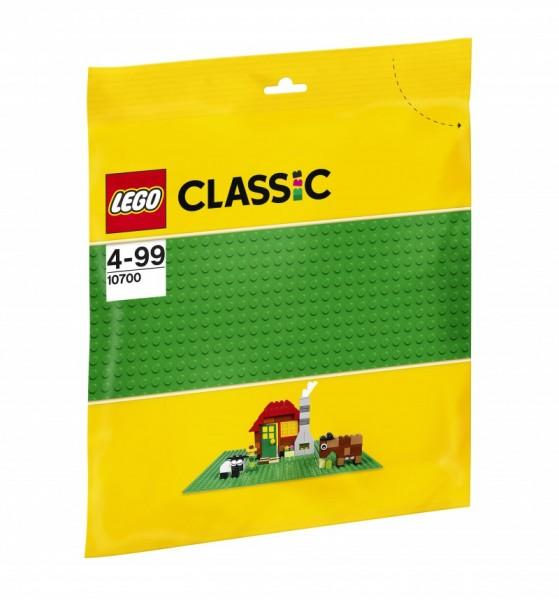 10700 Lego Creator Groene Bouwplaat