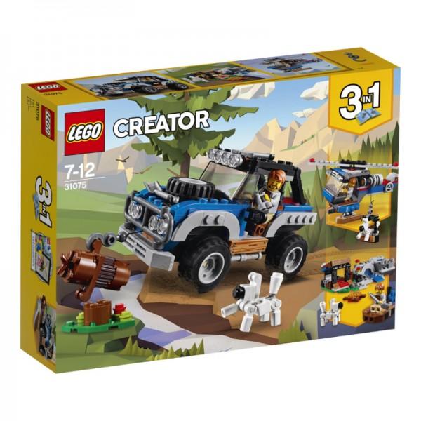 31075 Lego Creator Avonturen In De Wildernis