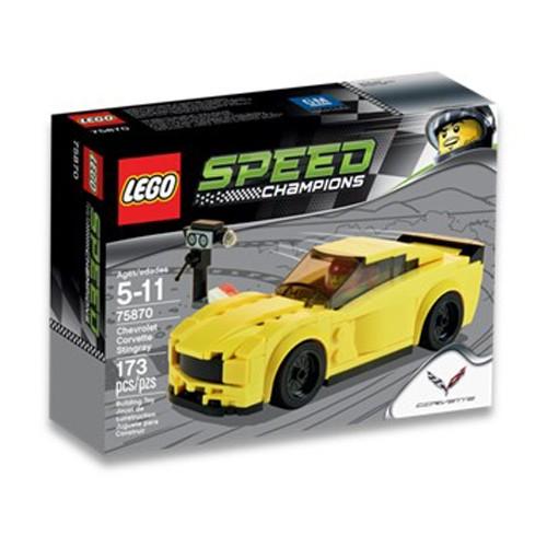 75870 Lego Speed Chevrolet