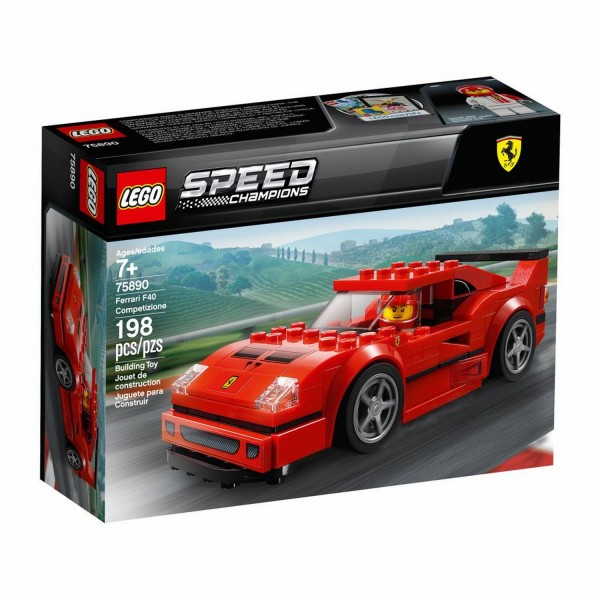 LEGO Speed Champions: Ferrari F40 (75890)