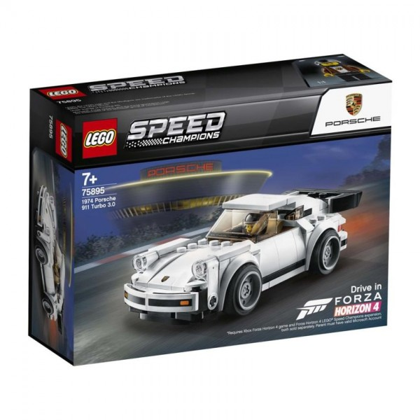 75895 Lego Speed Champions 1974 Porsche 911 Turbo 3.0