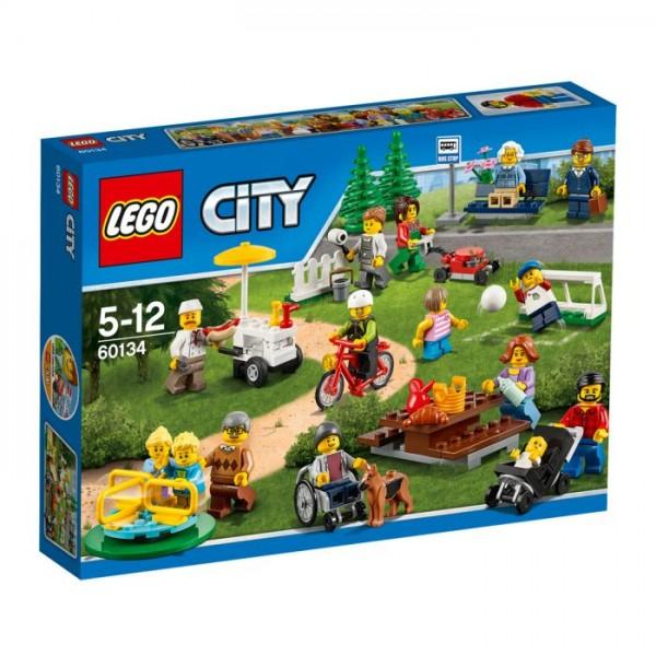 60134 Lego City Plezier In Het Park Personenset
