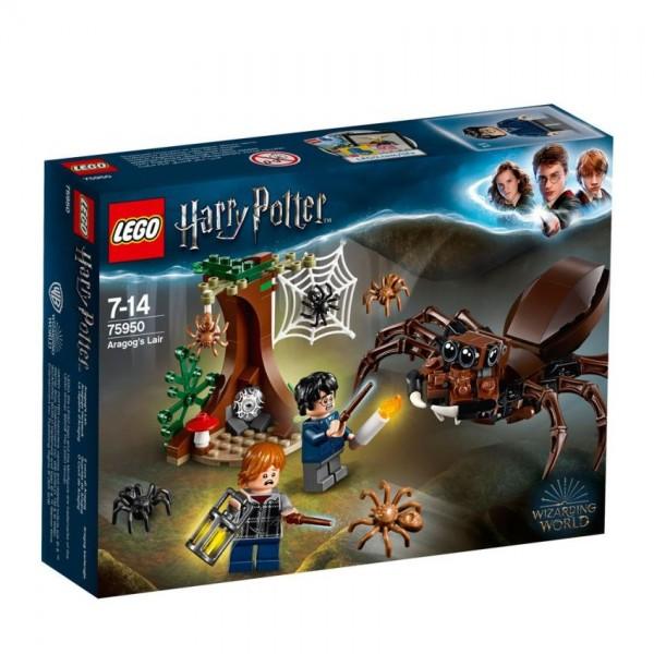 75950 Lego Harry Potter Aragogs Schuilplaats
