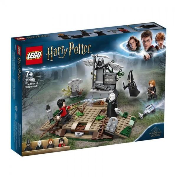 75965 Lego Harry Potter De Opkomst van Voldemort