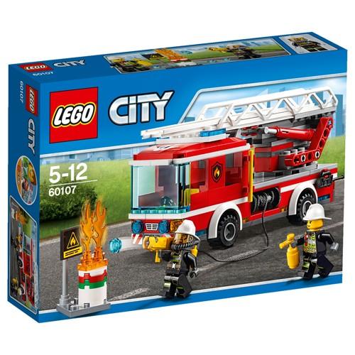 60107 Lego City Ladderwagen