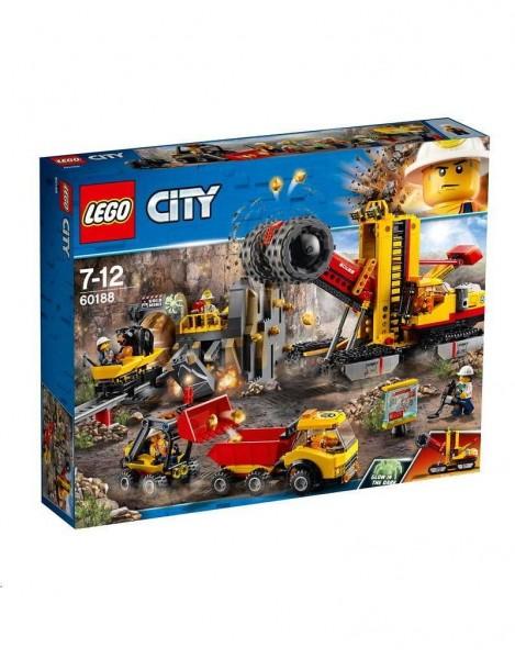60188 Lego City Mijnbouw Expertlocatie
