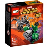 76066 Lego Super Heroes Mighty Micros Hulk Vs. Ultron