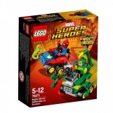 76071 Lego Super Heroes - Mighty Micros: Spider-Man vs. Scorpion