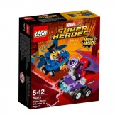 76073 Lego Super Heroes - Mighty Micros: Wolverine vs. Magneto
