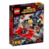76077 Lego Super Heroes - Iron Man Detroit Steel Strikes