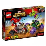 76078 Lego Super Heroes - Hulk Vs. Red Hulk