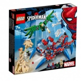 76114 Lego Superhelden Spiderman Spider Voertuig