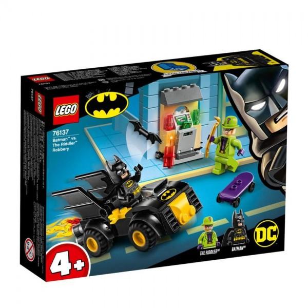 76137 Lego DC Batman - Batman Versus de Roof van the Riddler