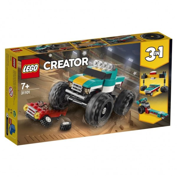 31101 Lego Creator Monstertruck