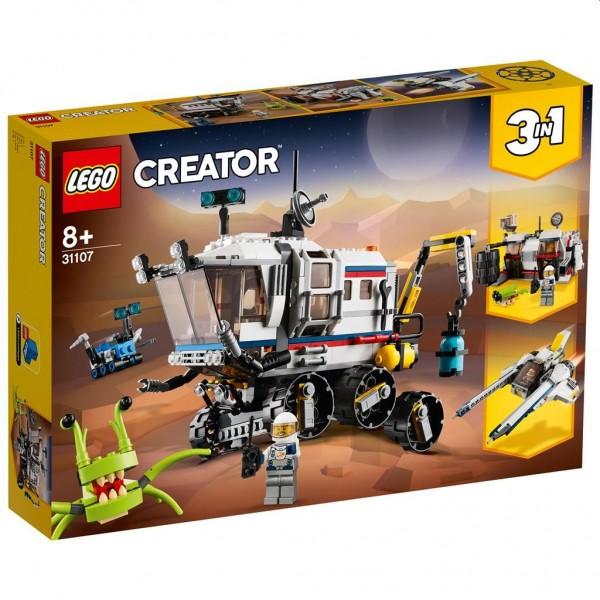 31107 Lego Creator Ruimte Rover Verkenner
