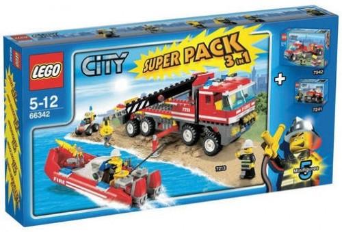 Gt lego speelgoed gt lego city gt lego city brandweer gt 66342 lego city