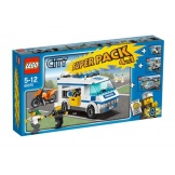 66375 Lego City Politie value pack