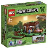 21115 Lego minecraft first
