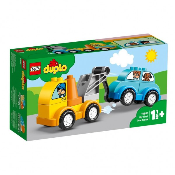 10883 Lego Duplo Mijn Eerste Sleepwagen