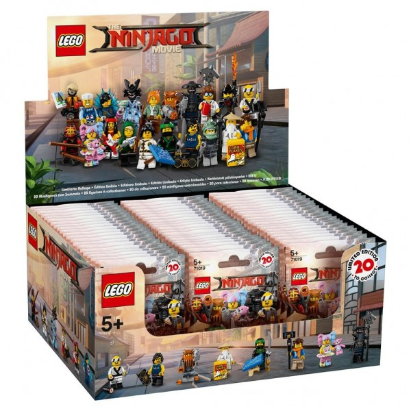 Fonkelnieuw 71019 Lego Ninjago Minifiguur HV-38