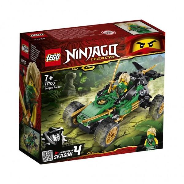 71700 Lego Ninjago Jungle Raider
