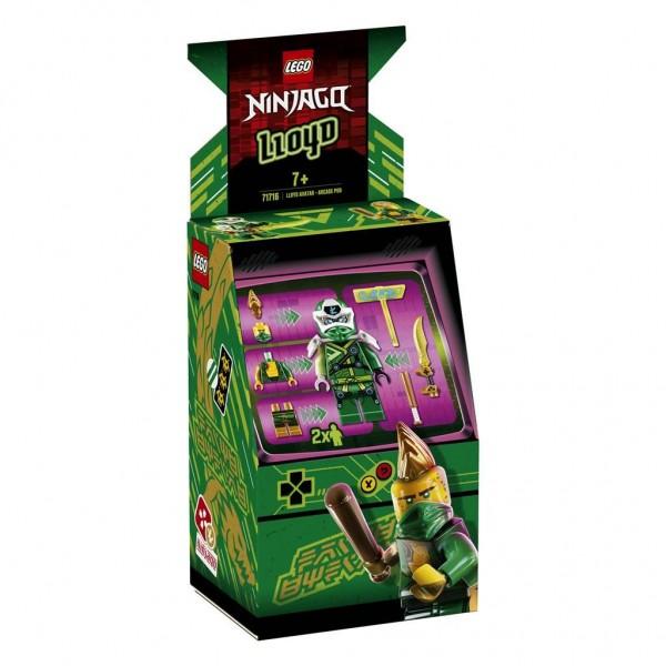 71716 Lloyd Avatar - Arcade Pod