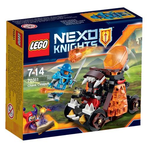 70311 Lego Nexo Knights Chaos Katapult
