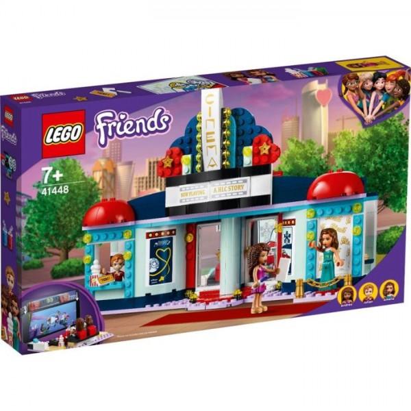 41448 Lego Friends Heartlake City Movie Theater