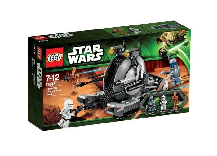 Lees Meer... : 75015 Lego Star Wars Alliance Tank Droid