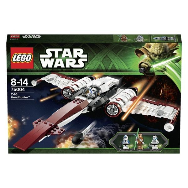 Lees Meer... : 75004 Lego Star Wars Z 95 Headhunter