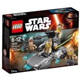 75131 Lego Star Wars Resistance Trooper Battle Pack