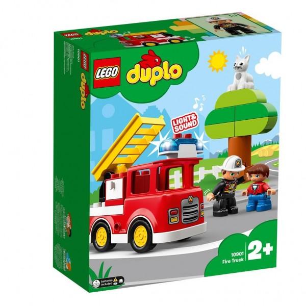 10901 Lego Duplo Mijn Eigen Stad Brandweertruck