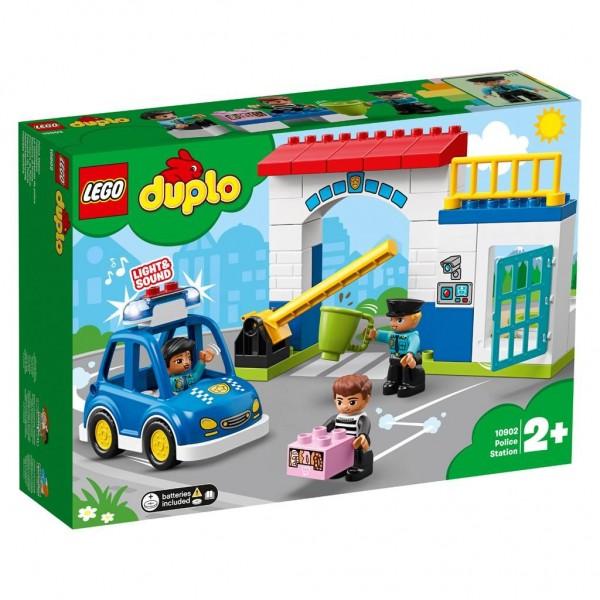 10902 Lego Duplo Mijn Eigen Stad Politiebureau