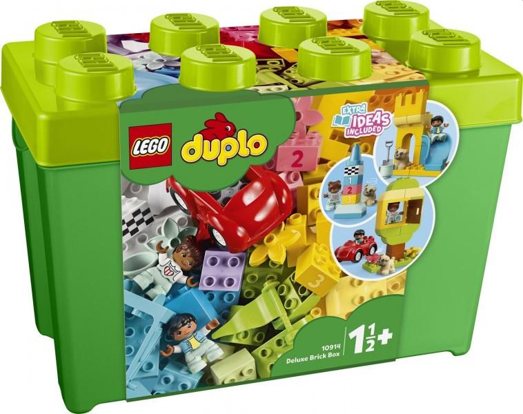 10914 Lego Duplo Luxe Opbergdoos