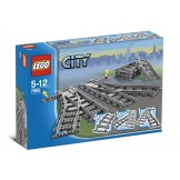 7895 Lego City Wissels
