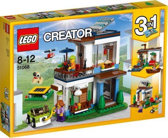 31068 Lego Creator Modulair Modern Huis