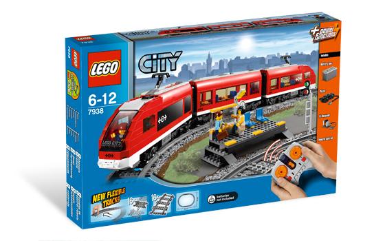 Lees Meer... : Lego 7938 Passagierstrein