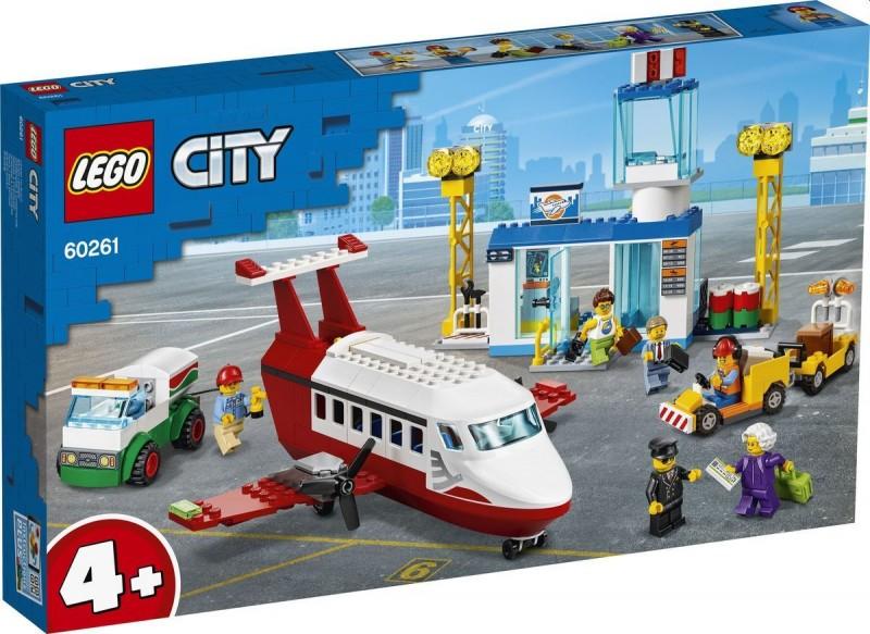 60261 Lego City Centrale Luchthaven