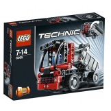 8065 Lego mini Containertruck