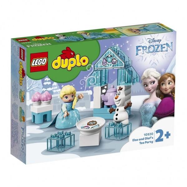 10920 Lego Duplo Elsa en Olafs Theefeest