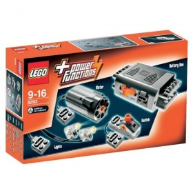 8293 Lego Power functies motor