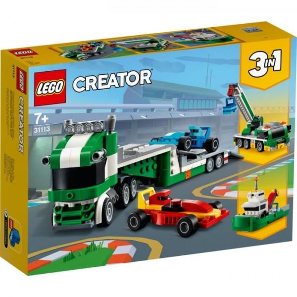 31113 Lego Creator Race Car Transporter