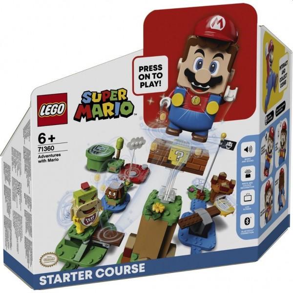 71360 Lego Super Mario Avonturen met Mario Starterset