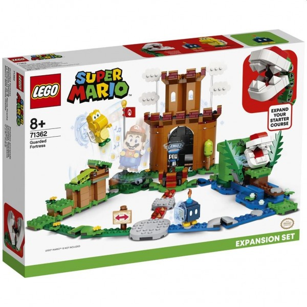 71362 Lego Super Mario Uitbreidingsset: Bewaakte Vesting