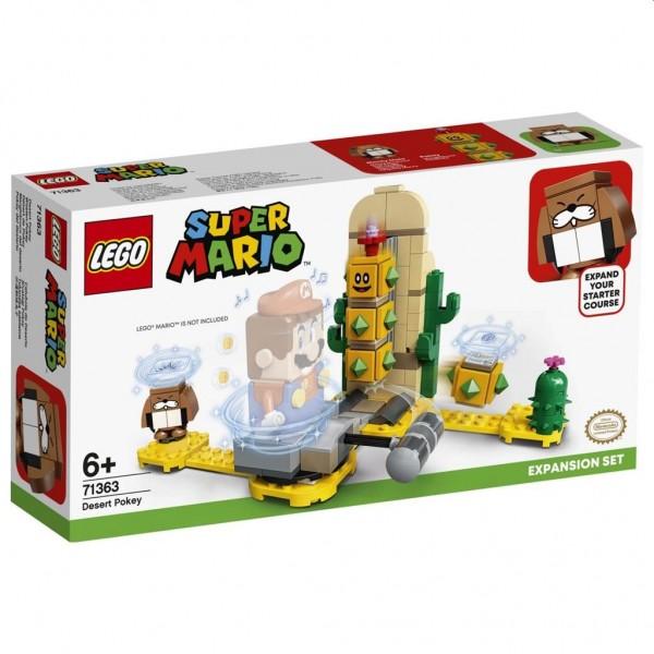71363 Lego Super Mario Uitbreidingsset: Desert Pokey