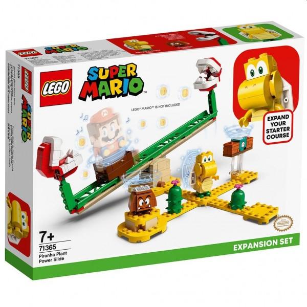 71365 Lego Super Mario Uitbreidingsset: Piranha Plant Powerslide