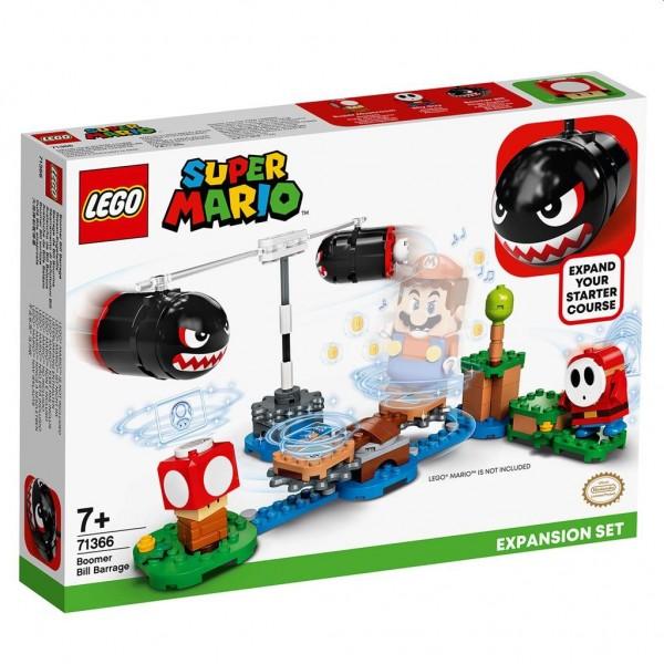 71366 Lego Super Mario Uitbreidingsset: Boomer Bill Spervuur